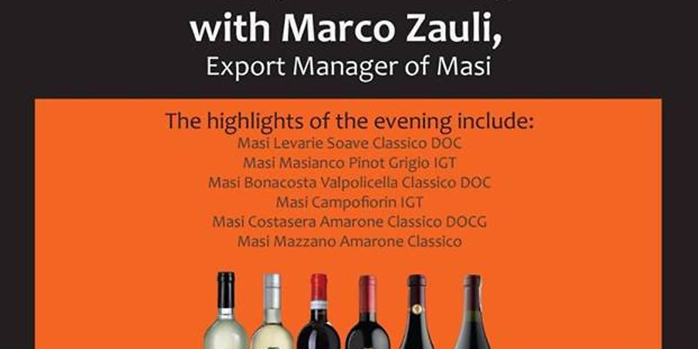 Masi Wine Tasting@Costa