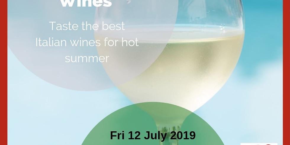 Summer Italian Wines