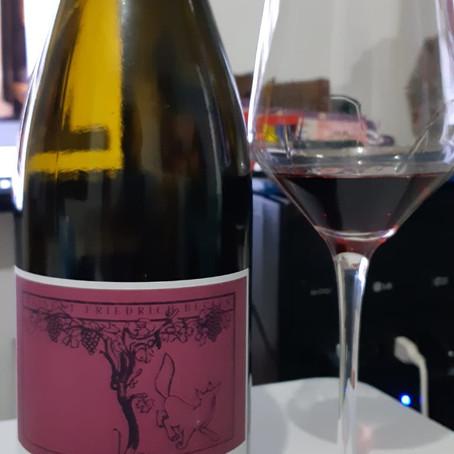 【CA酒評】Friedrich Becker B Pinot Noir 2015
