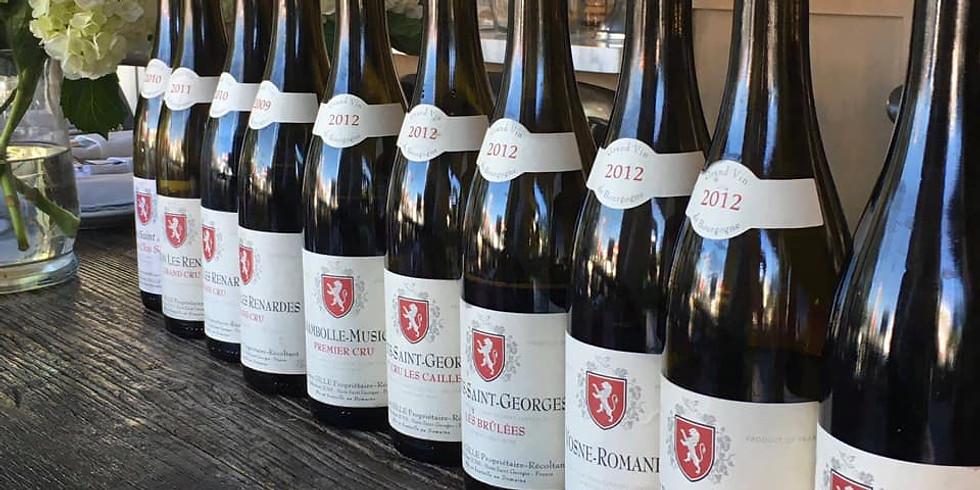 Burgundy Masterclass