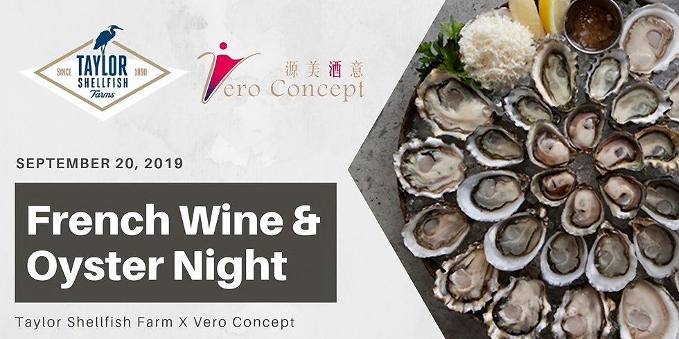 French Wine & Oyster Night