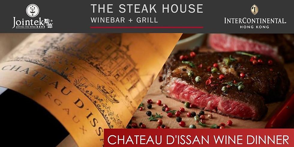 Chateau D'Issan Wine Dinner @ InterContinental Hong Kong