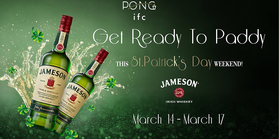 Get Ready to Paddy