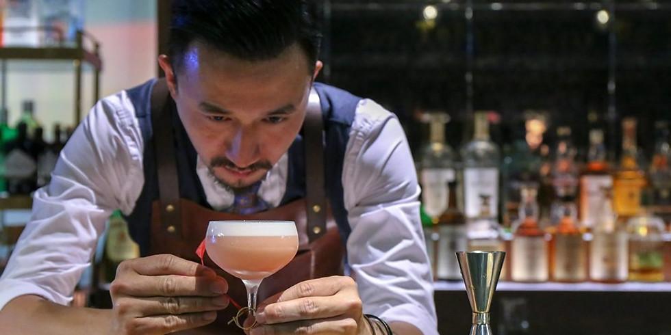 Meet Kit Cheung, Co-founder of Perfume Tree Gin at Alibi