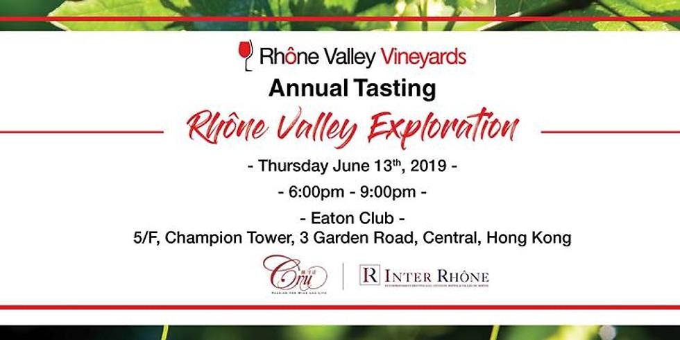 Annual Tasting: Rhone Valley Exploration