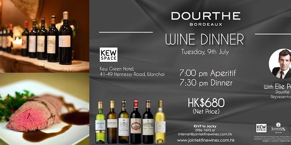 Dourthe Wine Dinner