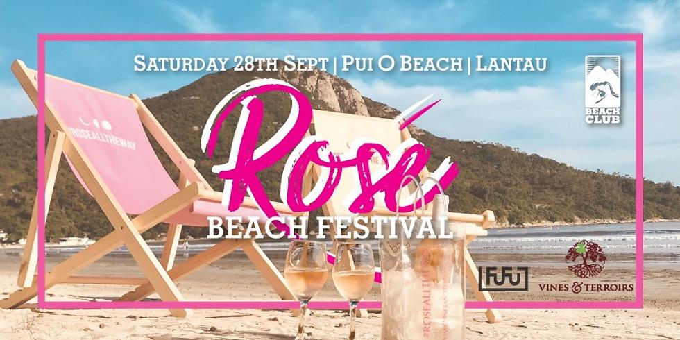 Rosé Beach Festival