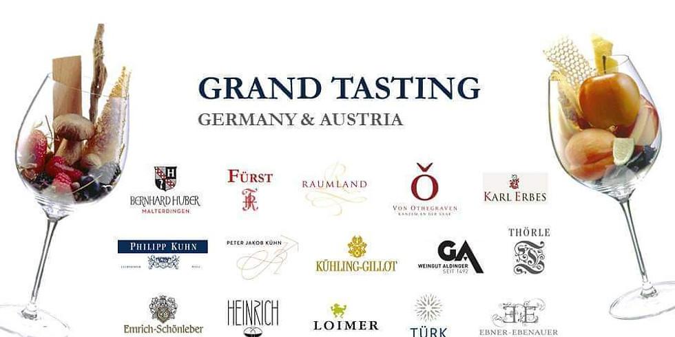 Grand Tasting Germany & Austria