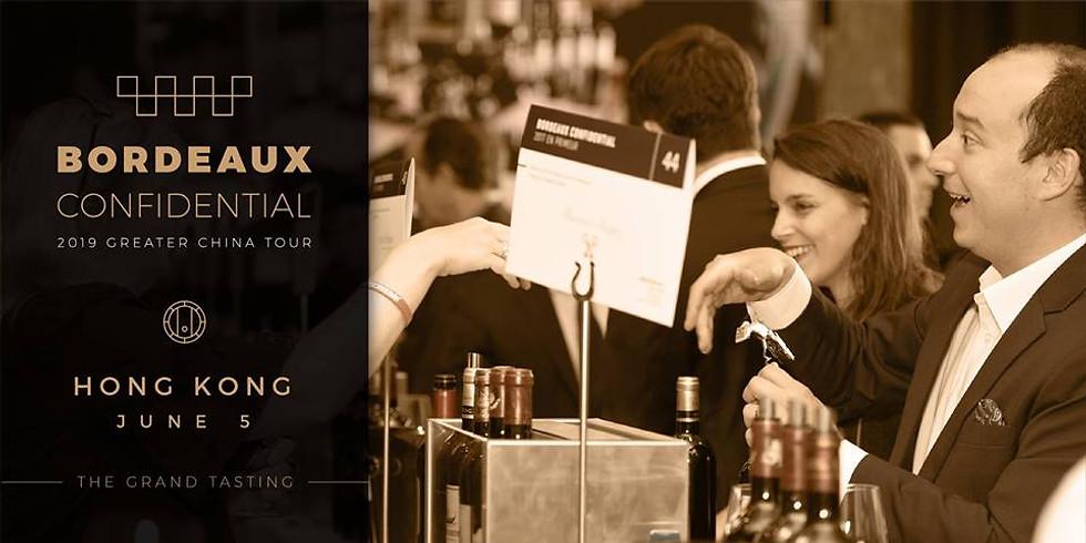 Bordeaux Confidential (En Primeur 2018): Hong Kong Grand Tasting