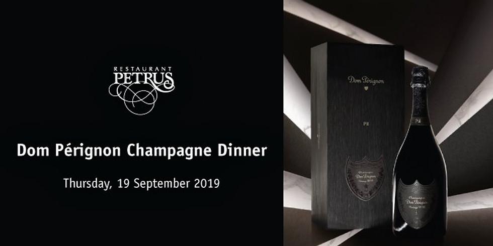 Dom Pérignon Vertical Dinner