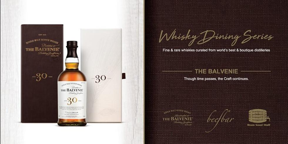 The Balvenie Whisky Dinner