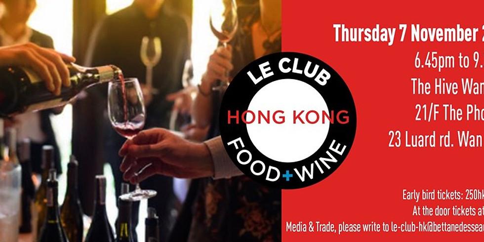 Le Club Food & Wine