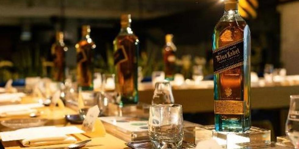Johnnie Walker X Winenow Whisky Dinner