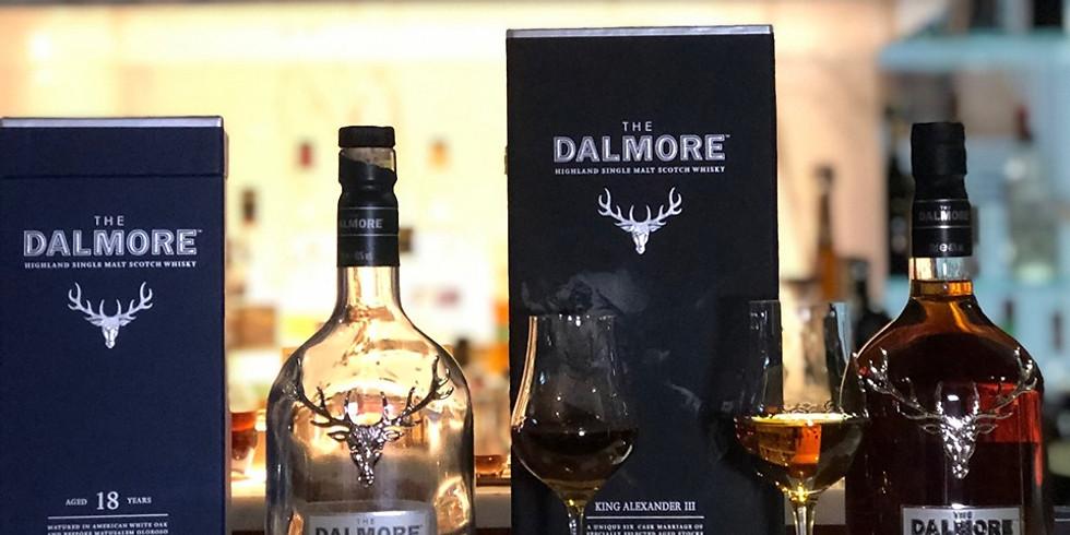 The Dalmore Whisky Dinner