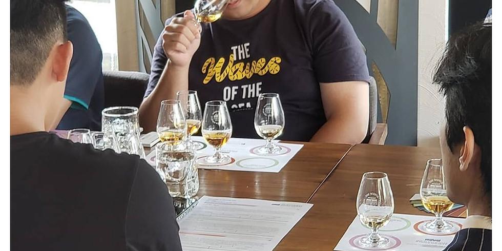 SMWS 1st Whisky Dinner: Summer Delights!