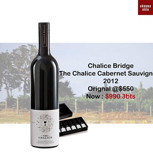 Chalice Bridge The Chalice Cabernet Sauvignon, Australia 2012(3bts set)