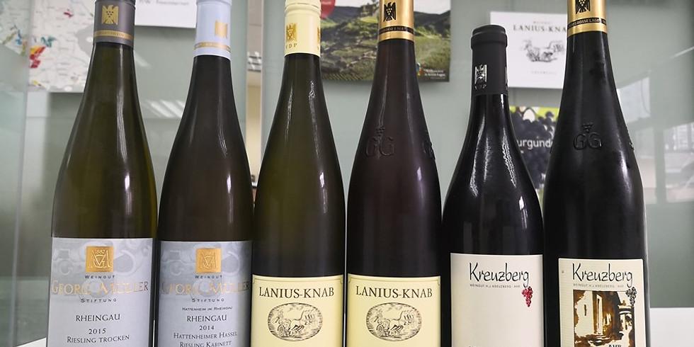 German VDP Tasting Event (Riesling Weeks)