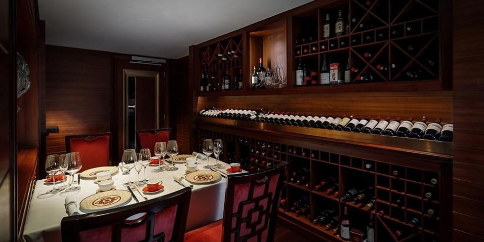 香宮酒窖品酒之夜 │ The Wine Room Tasting
