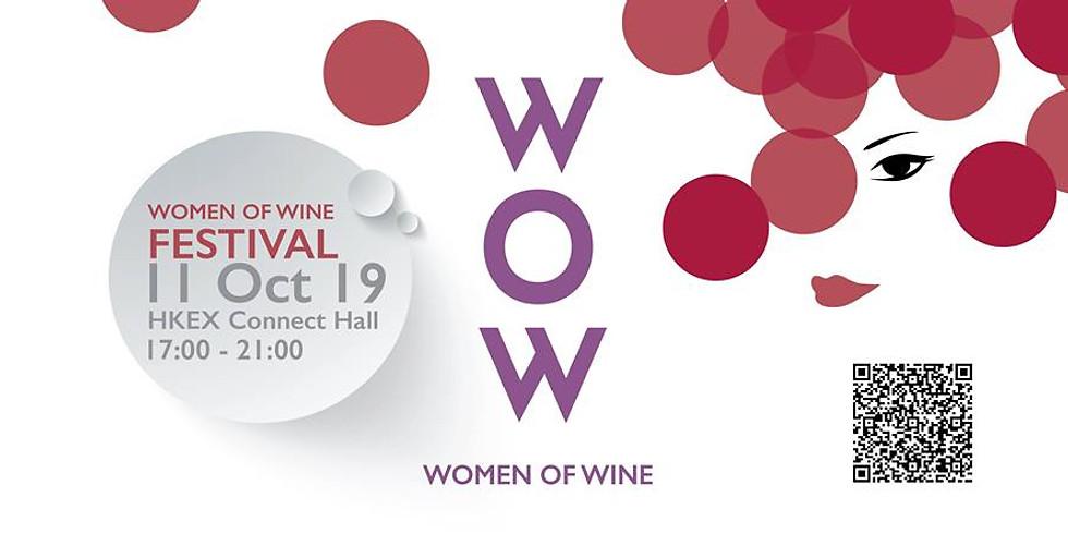 Women of Wine Festival 2019