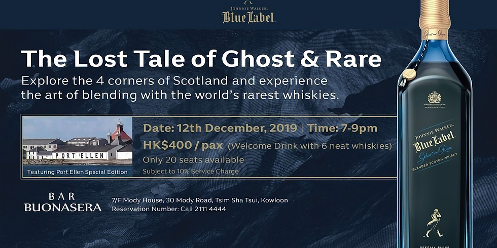 The Lost Tale of Ghost & Rare
