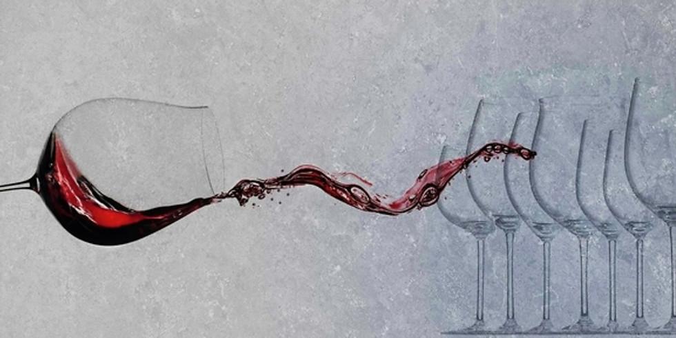 Wine Glass Tasting Sensorial Experience @Tosca
