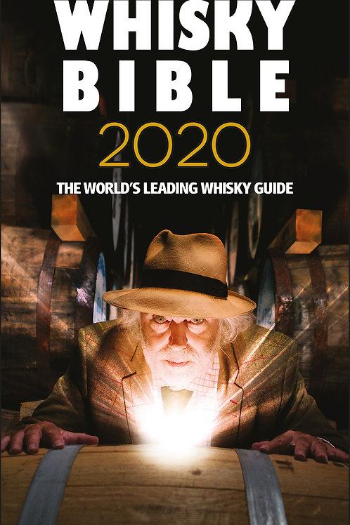 Whisky Bible 2020 Jim Murray 親筆簽名特別版