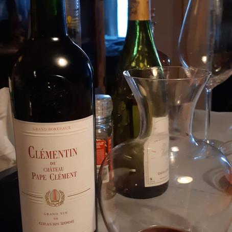 【CA酒評】Le Clementin du Pape Clément 2008