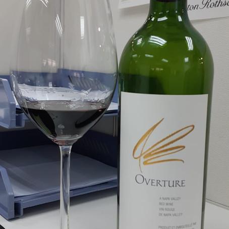 【CA酒評】Opus One Overture 2017