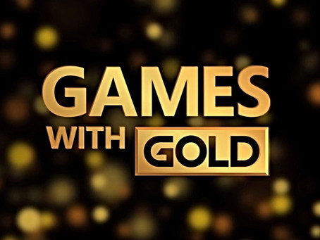 March 2021 Xbox Games with Gold