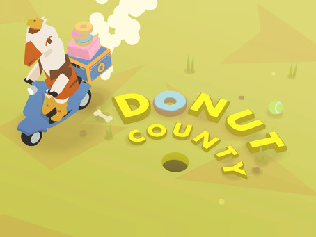 Donut County (2018) Game Review