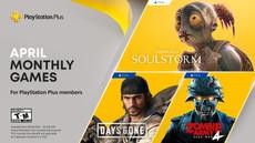 April 2021 PS Plus Games