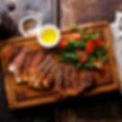 geschnittenes Rindfleisch