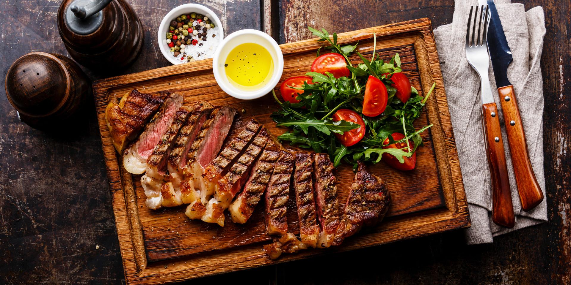 Steaks in Perfektion