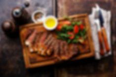 Sliced Beef - Corporte lunch