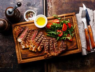 Alimentação contendo alguma gordura animal ajuda a formar músculos