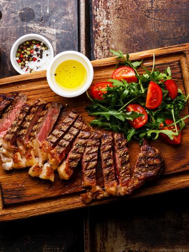 Sliced Beef