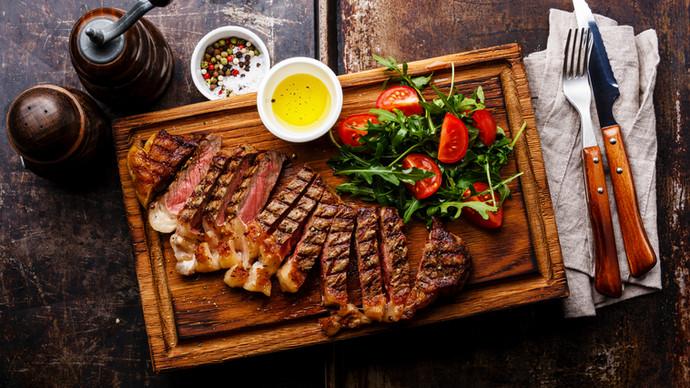 Paleo & Aging: Grass fed beef, Alzheimer's--and my waistline