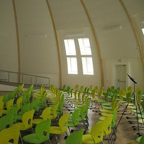 Realizace navržených akustických úprav