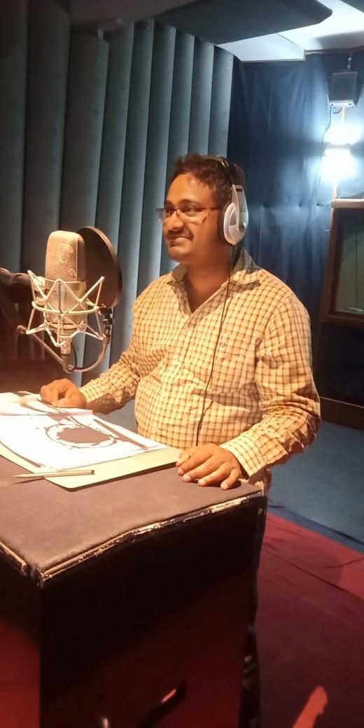 Spanish dubbing for a Telugu movie - A s