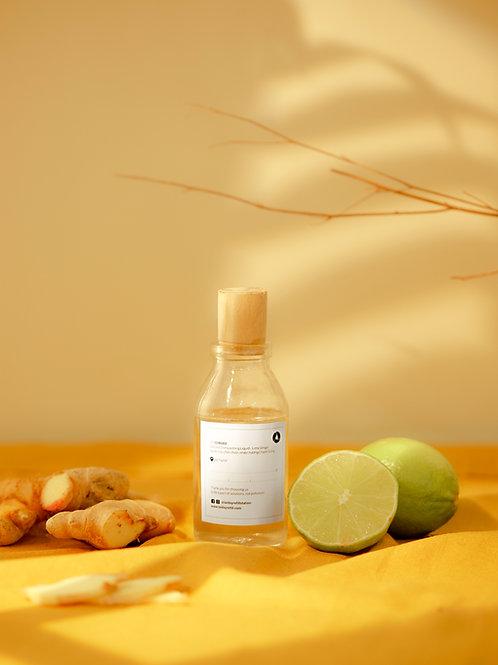 Nước Rửa Chén Thiên Nhiên Hương Chanh Gừng/ Dishwashing Liquid - Lime Ginger