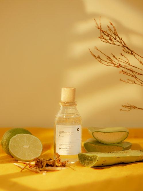 Nước Giặt Xả Thiên Nhiên Đậm Đặc / Natural Laundry Detergent - Herbal