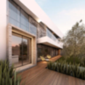 Diseño arquitectonico, render
