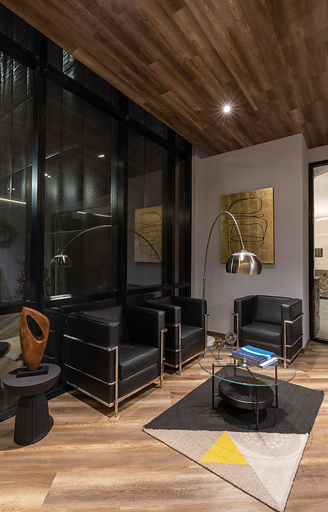 Diseño de interiores, vestíbulo