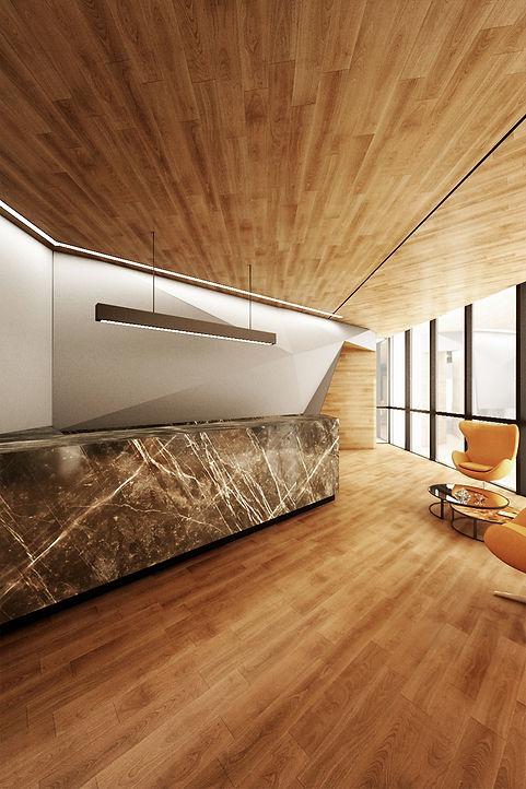 Diseño de interiores de oficinas corporativas
