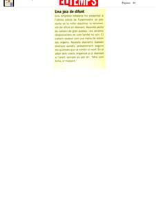 Revista El Temps