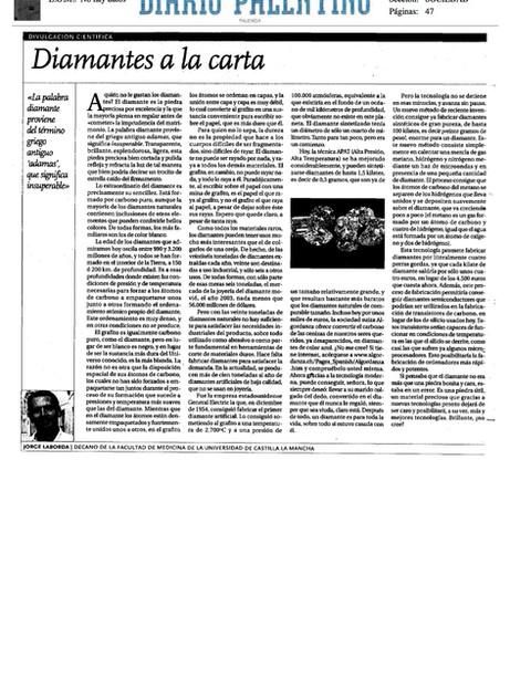 Periódico Diario Palentino