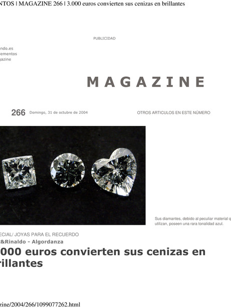 Periódico El Mundo Magazine