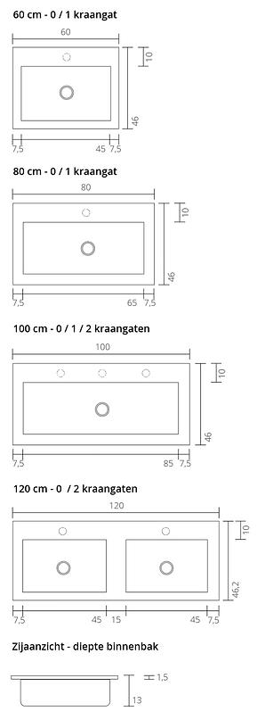 technische tekening polystone elegant_ed