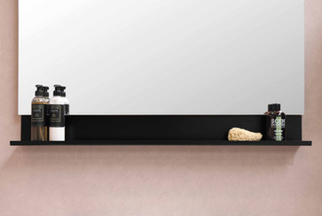 Wastafel porselein Loft - onderkast caba