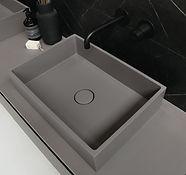 Bliss dogma quartz beton - onderkast enk